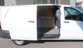 MERCEDES-BENZ Vito 116 CDI Extralarga lleno