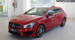 MERCEDES-BENZ  CLA 220 D AMG LINE SHOOTING BRAKE