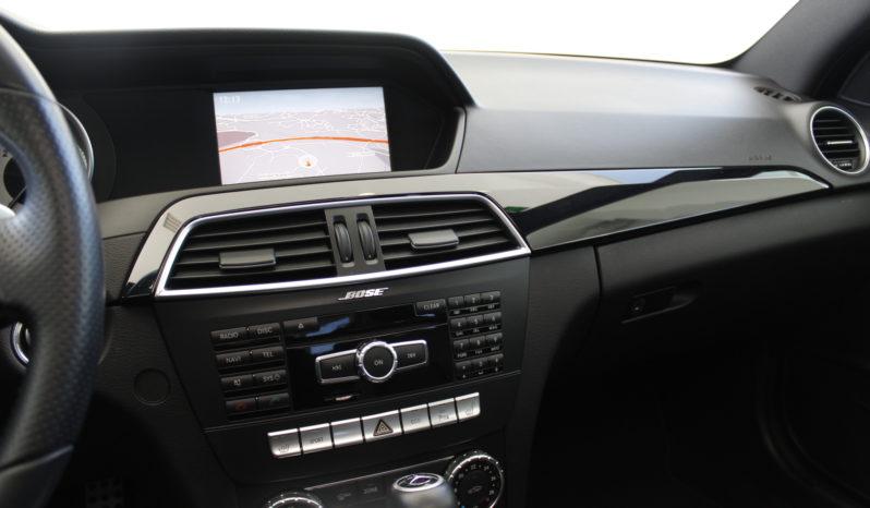 MERCEDES-BENZ Clase C C 250 CDI Sport Coupe lleno