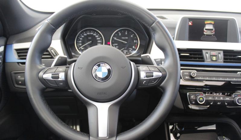 BMW X1 xDrive 20dA PACK M 190 CV lleno
