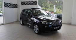BMW X3 XDRIVE 30D PACK M 258 CV
