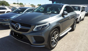 MERCEDES-BENZ Clase GLE Coupe GLE 350 d 4MATIC lleno