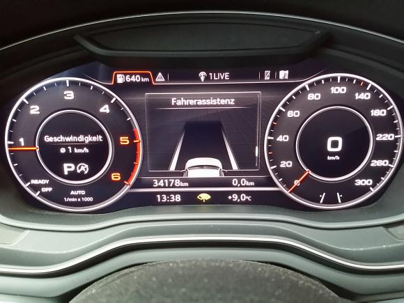 AUDI – A4 S LINE ED 2. 0 TDI QUAT S TRO AVANT lleno