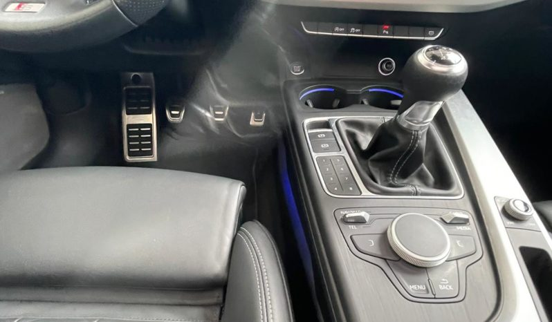 AUDI A4 Avant 2.0 TDI 150CV sport edition lleno