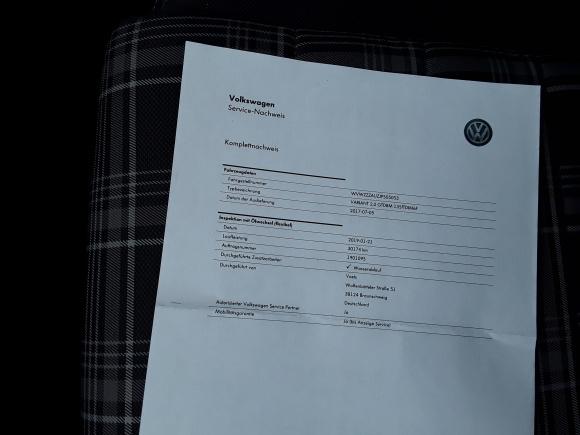 VOLKSWAGEN Golf Variant GTD 2.0 TDI BMT lleno