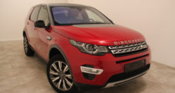 LAND-ROVER Discovery Sport 2.0L TD4 132kW 180CV 4×4 HSE Luxury