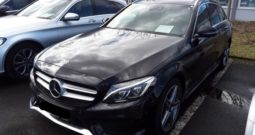 MERCEDES-BENZ Clase C C 250 d Estate AMG LINE