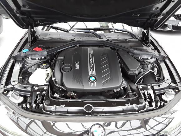 BMW Serie 4 430d lleno