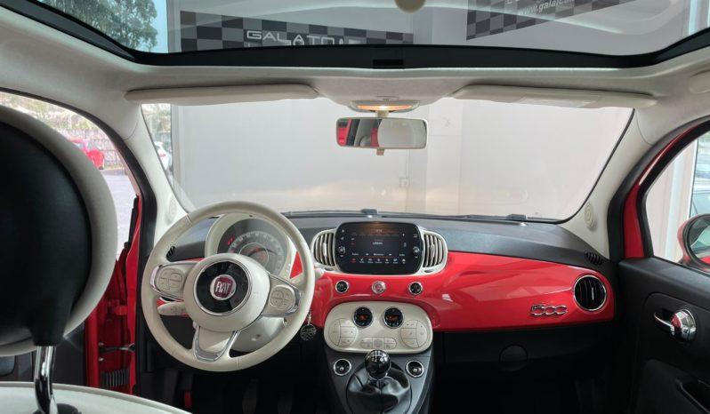 FIAT 500 Lounge 1.2 8v 69 CV lleno