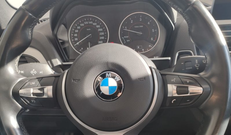 BMW SERIE 1 120D pack M lleno