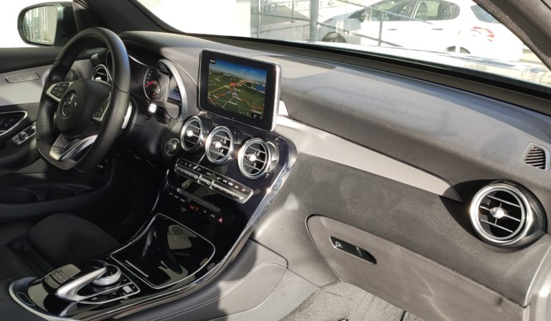 MERCEDES-BENZ GLC Coupe GLC 220 d 4MATIC lleno