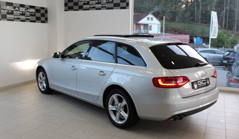 AUDI A4 AVANT 2.0. TDI 177 MULTITR ADVANCED EDIT lleno