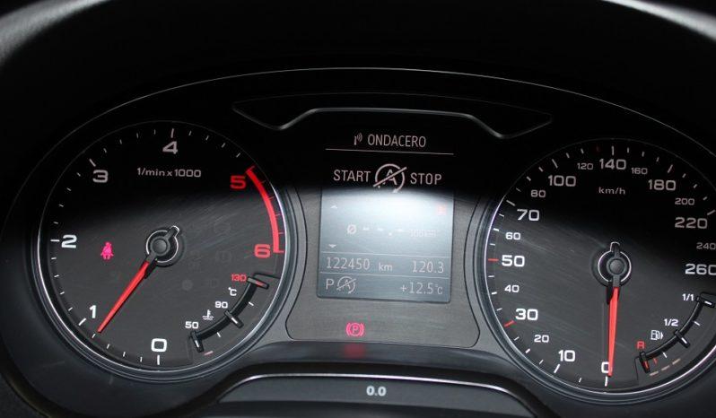AUDI A3 SPORTBACK 2.0 TDI QUATTRO S LINE EDITION lleno