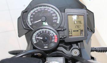 BMW F800 R lleno