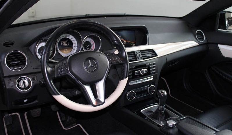 MERCEDES-BENZ – CLASE C C 220 CDI BE BLUE EFFICIENCY ED. COUPE lleno