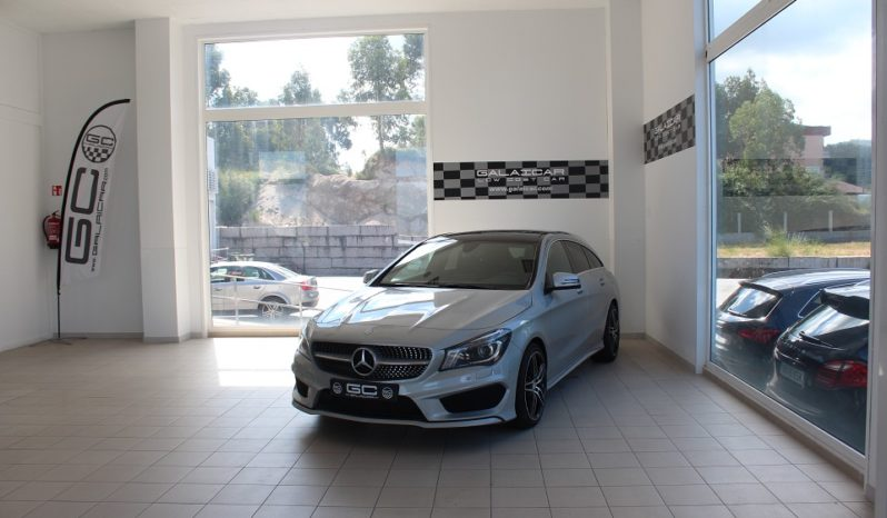 MERCEDES-BENZ CLA 220 CDI Aut. AMG Line Shooting Brake lleno