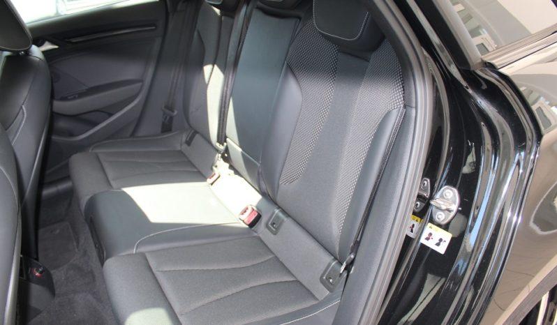 AUDI A3 Black line ed 2.0 TDI S tronic Sportback lleno