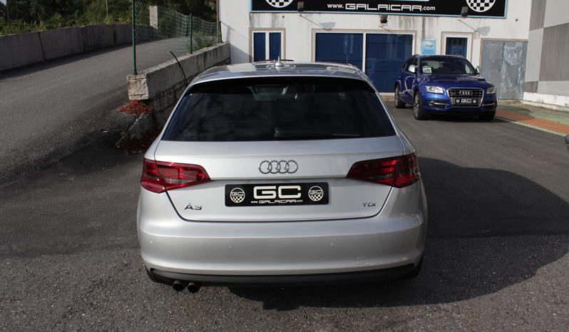 AUDI – A3 SPORTBACK 2. 0 TDI 150 S TRONIC AMBIENTE lleno