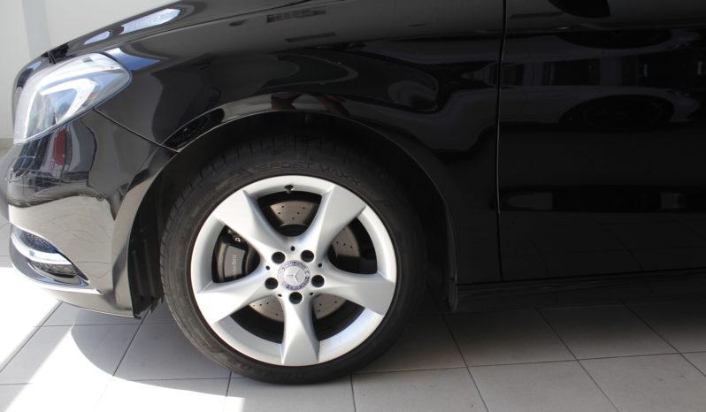 MERCEDES-BENZ Clase B B 220 CDI Aut. Sport lleno